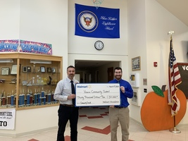 VCS Receives $30,000 Walmart Grant