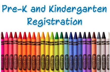 Pre-K and K Registration